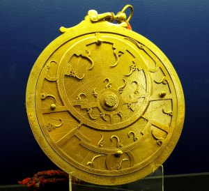 An 18th Century Persian astrolabe